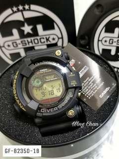 Casio Gshock GF-8235D-1B GF-8235D