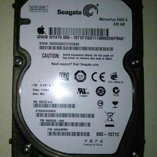 九成新 蘋果筆電 硬碟320g 便宜賣