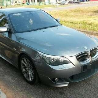 BMW E60 525I MSPORT LCI 2007