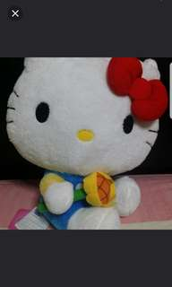 New Authentic Hello Kitty Plush Toy