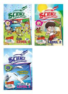 Young Scientist/Science Adventure