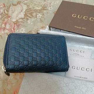Gucci card holder and coin caes (Wallet)