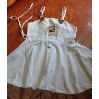 girl toddler's dress