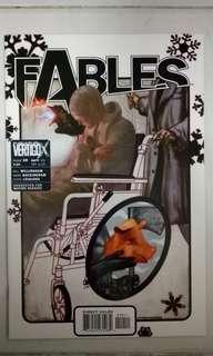 VERTIGO COMICS FABLES #10