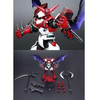 Fewture shin getter 1 EX Gokin Chogokin with additional wings New
