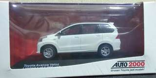 Toyota Avanza Veloz, limited 1of 1,000 units, Official Auto2000