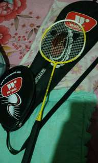 Badminton Racket(Original w/ free Class A)