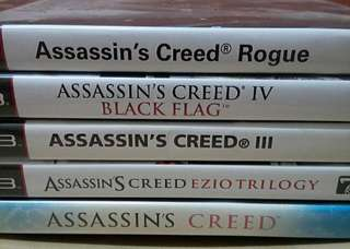 Assassin Creed Complete Set Ps3