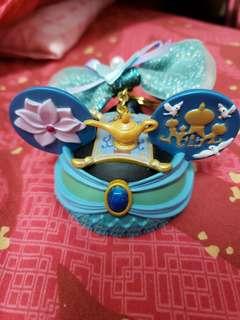 迪士尼茉莉公主鎖匙扣