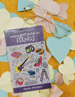Every Girl's Guide to Flings by Marla Miniano (With Plastic Cover)
