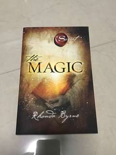 The Magic [Rhonda Byrne]