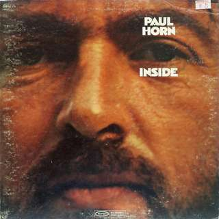 paul horn Vinyl LP used, 12-inch, may or may not have fine scratches, but playable. NO REFUND. Collect Bedok or The ADELPHI.