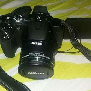 Kamera nikon coolpix520
