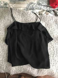 Top shop tank size 6