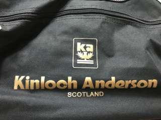 🚚 Kinloch Anderson 兩輪拉桿旅行袋