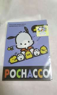 Pochacco Two A4 Folder in Pack