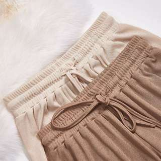 (PO) Ice Silk Culottes
