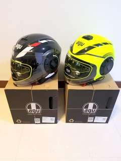 AGV Fluid Helmet