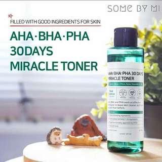 Miracle Toner