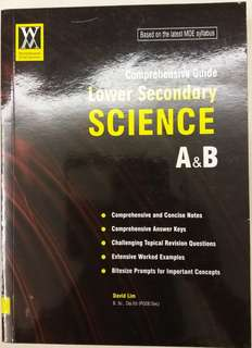 Lower Secondary Science Comprehensive Guide