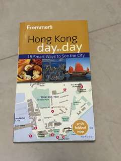 Frommer's Hong Kong Day by Day. HKG.