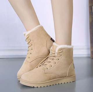 Warm Winter Boots in 5 colours