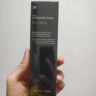 Allies of skin overnight mask
