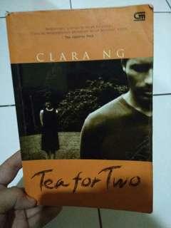 Novel Tea for Two