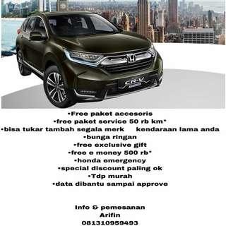Promo mobil honda special lebaran