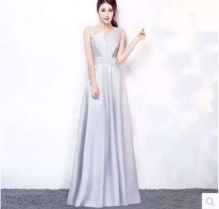Maxi dress/Suitable for PROM,D&D,WEDDING