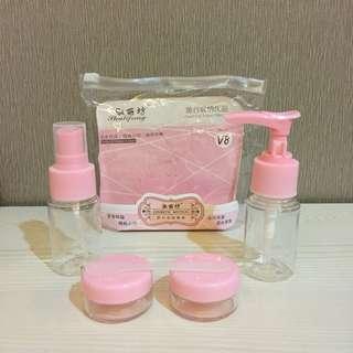 Makeup Bottle Travel Size / Cosmetic Bottle