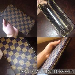 Women's LV Wallet