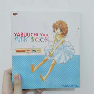 YABUUCHI Yuu FAN BOOK