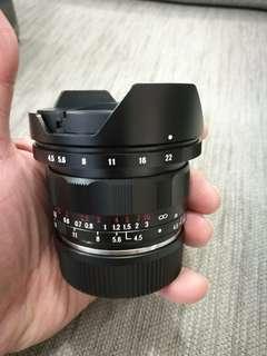 voigtlander 15mm F4.5 Ⅲ