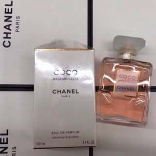 US AUTHENTIC  COCO  CHANEL MADEMOISELLE