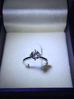 ✅GIA certified✅Solitaire diamond ring/Proposal/Engagement Ring