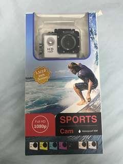 Sport camera full set