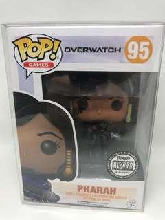Funko Pop Pharah Funko Blizzard Exclusive overwatch