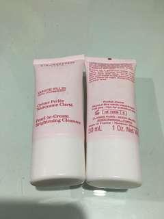 Clarins Pearl to Cream Brightening Cleanser 30ml