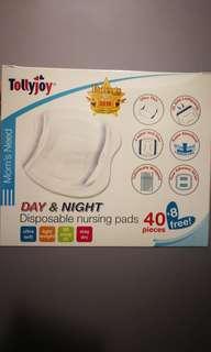 Tollyjoy nursing pads