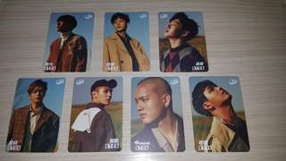[YES CARDS] BTOB CARDS