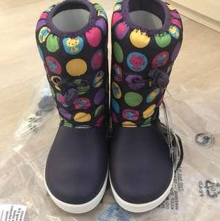 全新Crocs boots size C11
