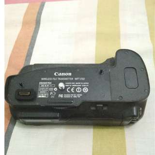 Canon WFT-E5D Wireless file transmitter for Canon EOS 7D