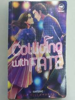 Colliding with fate by kim villanueva (wattpad)