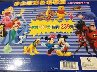 🚚 迪士尼拼圖盒