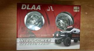 PL-1013 Dlaa Sport Lamp With Led Ring ( White )