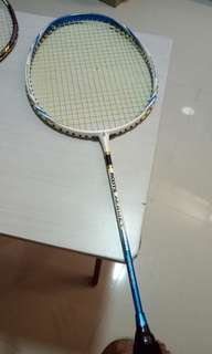 Gosen Aermet Laser Badminton Racquet