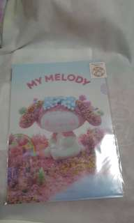 My Melody 40th A4 Folders