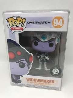 Funko Pop Widowmaker Overwatch lootcrate exclusive