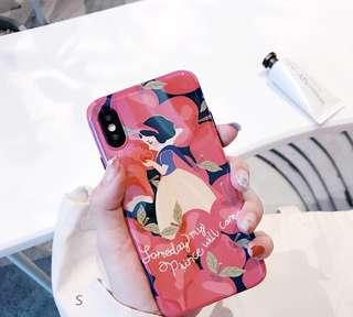 白雪公主 iPhone Case